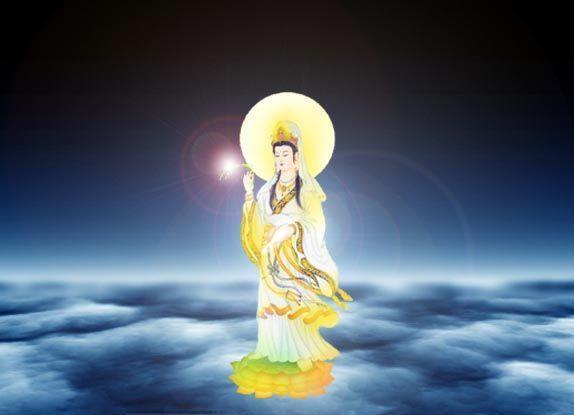 观音菩萨悲赞 - 春兰之馨香 - 香光庄严卍念佛三昧