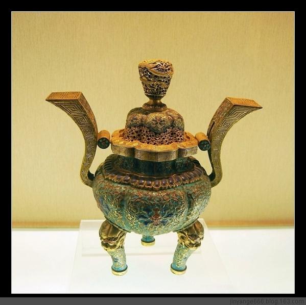 中国故宫珍藏陶宝 - 放飞的心 - 缘份的天空