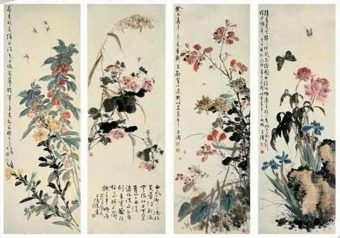 引用 花鸟国画大师(王雪涛) - qianzhanghu - qianzhanghu的博客
