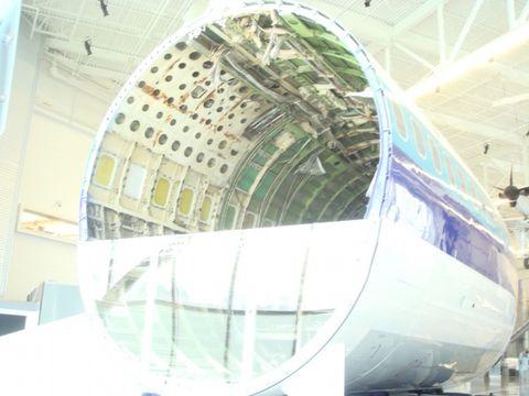 西雅图印象----波音飞机厂(Boeing, Future of Flight) - 王颖 - 理实国际咨询王颖的博客