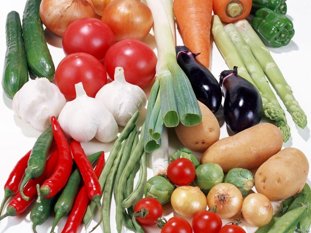 多吃十种蔬菜可以预防癌症 - 沙漠之舟的日志