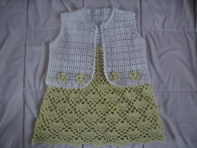 秋天的ㄚè子的0~3岁宝宝裙和开衫背心 - 我心依旧 - 我心依旧的博客