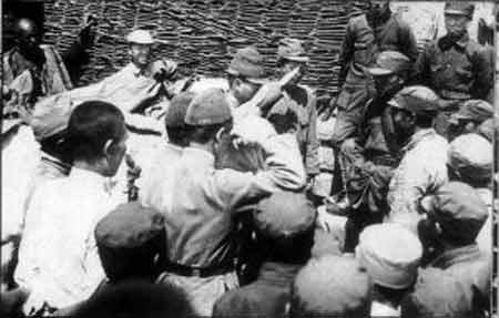 史海钩沉:第一个日本俘虏如何抓获的(图) - 反日·2009 - 中国网议