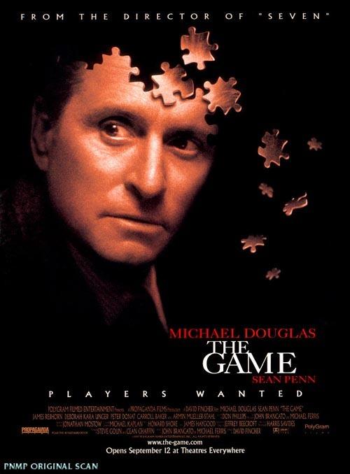 有一种游戏叫救赎 ——浅谈电影《心理游戏》 - sololau - 无知者无畏