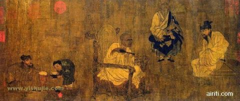 唐代画家---阎立本 - 网络交织 - 网络交织+坐标相逢