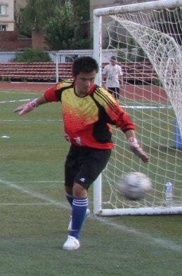 盲人是这样踢足球的 - xt5999995 - 赵文河的博客