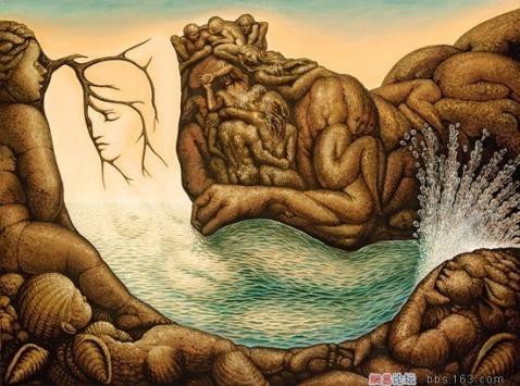 【转载】[08/02] 奇妙无比的图画...    - 九天洞 - 九天洞