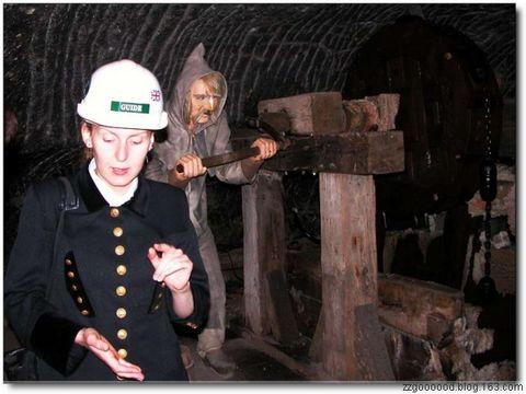 [原创]波兰行--维利奇卡盐矿博物馆 - zzgoooood - zzgoooood的博客