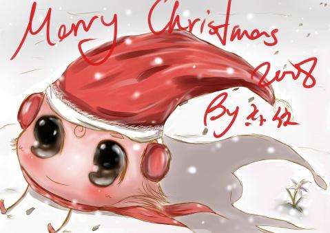 圣誕節了= =~! - 亦□紋 - WS 7叔的象征!!