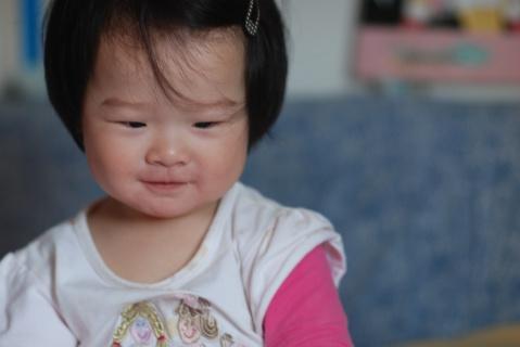 一岁四个月 - 贝贝的爸妈 - 贝贝的爸妈