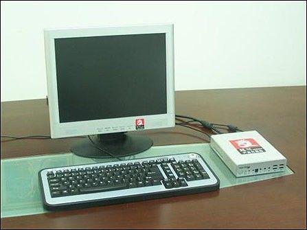 我的电脑上面的什么图标都没有了——你在电脑桌面点击鼠标右键..