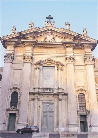 欧式古建筑