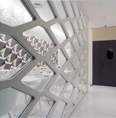 Olivomare Restaurant 设计欣赏 - wei70 - 余生将与钢为伍?的博客
