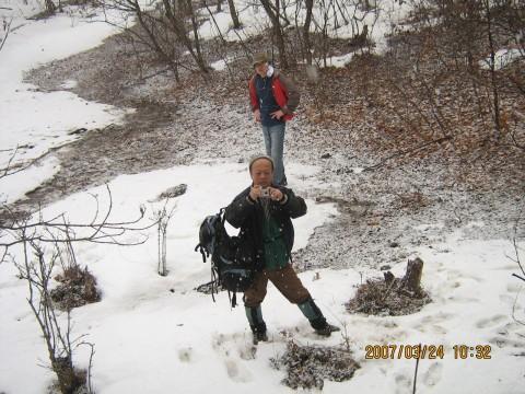【原】雪中情A - 太极 - 太极---天时地利人和