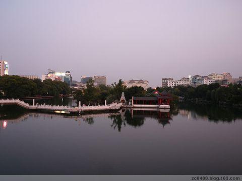 画中桂林(二)两江四湖之地 - 清月无眠 - 超然物外 笑看人生