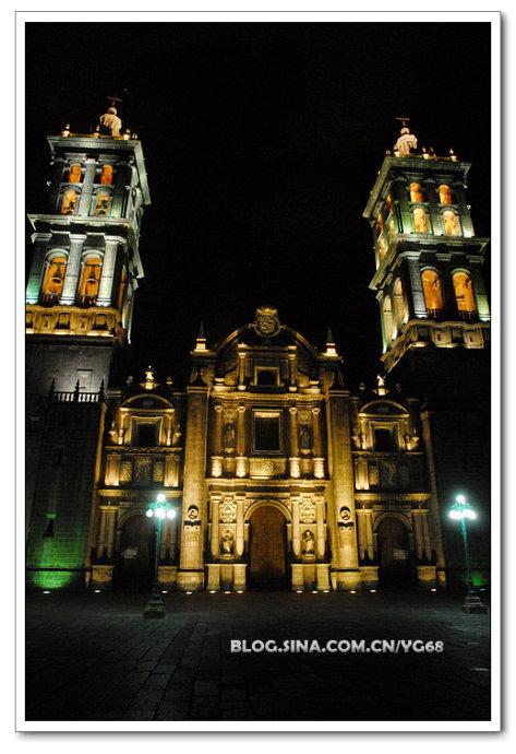 墨西哥最美的教堂-圣多明各教堂_尘缘(Y哥)_新浪博客 - Y哥。尘缘 - 心的漂泊-Y哥37国行