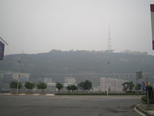 重庆的嘉陵江 - 包月阳 - 包月阳的清水斋