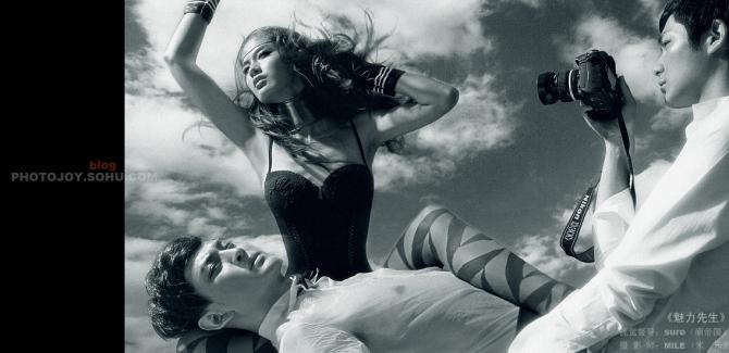 时尚与摄影师 - 米乐 - 米乐的博客