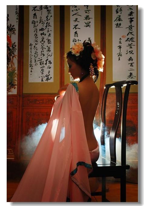 国色天香的美女 - 小妖女 - 小妖女