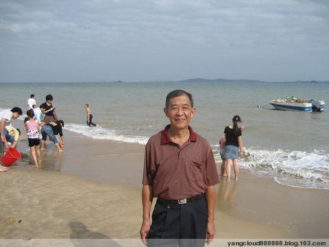 幸福在海边 (原创) - yangcloud888888 - yangcloud888888的博客