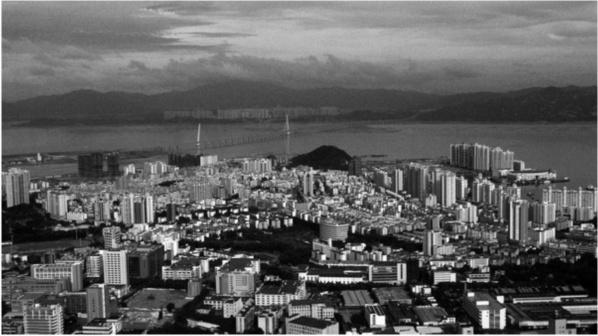[原] 深圳·雨后南山 - Tarzan - 走过大地