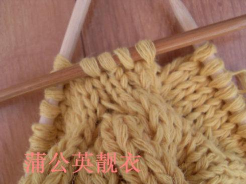 美丽的麻花帽教程_诗的羽翼_新浪博客 - chenyahui1979 - chenyahui1979的博客