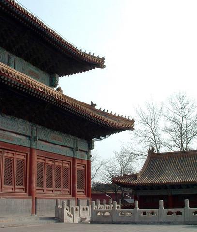 社稷坛与太庙 - 卤煮 - 過年好