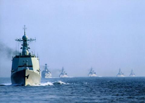 【少校时评】中国发展太平洋舰队势不可挡  - 陆战队少校 - 陆战队少校-【少校时评】博报