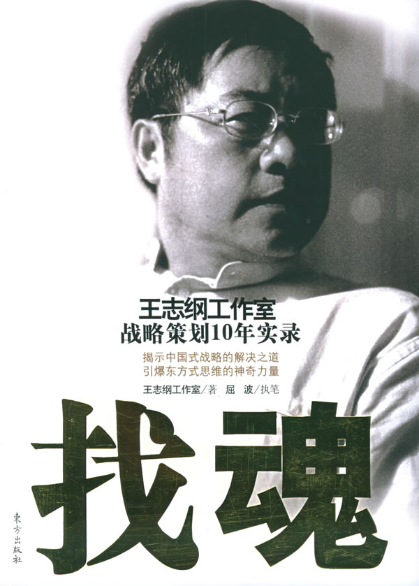 王志纲:探寻中国式战略解决之道 - 陈亮企业品牌传播 - 营销咨询猛将 陈亮 陈亮