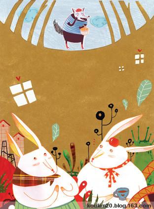 嗨~兔子~ - 袜子 -  EATA