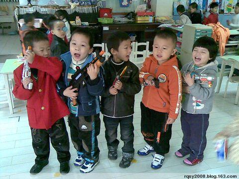 快乐游戏ing……(二) - rqsy2008 - 融侨元洪锦江幼儿园的博客