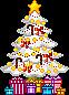 ===圣诞闪图贺卡圣诞树系列=== - 芳芷香惠 - 芳芷香蕙欢迎你