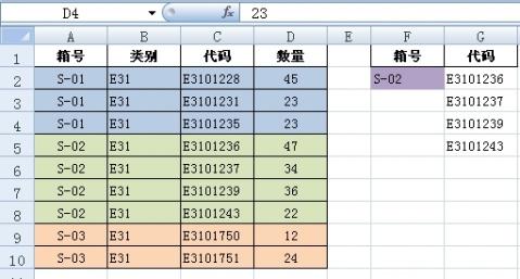 在Excel中把符合条件的记录全部显示出来 - 蝈蝈 - 蝈蝈之家(GuoGuoHome)