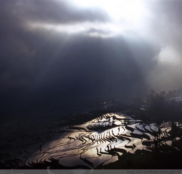 原创:天神居住的地方(元阳) - 忽然一眼 - 忽然一眼的影像旅行