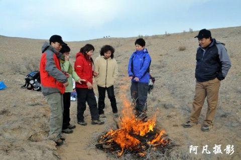 火烧山玛瑙滩一日捡玛瑙活动 - 阿凡提 - 阿凡提的新疆生活