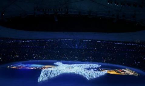 【原创】奥运开幕式简评 - 子夜钊艺 - 子夜钊艺的博客