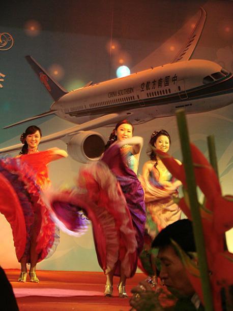 空姐另一面:性感加才艺(组图) - 李光斗 - 李光斗的博客