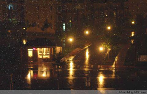 风声雨声袭夜来 - 卓三 - 卓三的博客