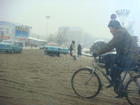 武汉那一场连续的大雪 - 老榕 - 比老榕年轻