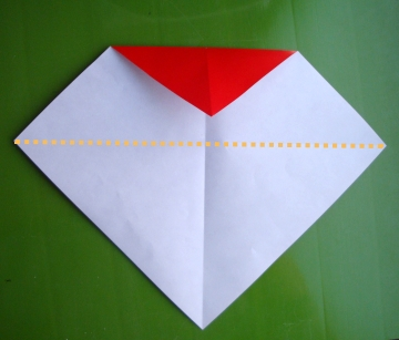 【折纸】圣诞老人