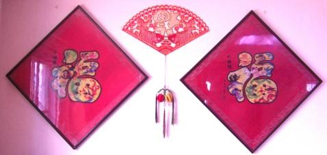 我创作和绣制的《千禧龙》《千禧凤》原创 -         香草 - 香草的艺术小屋