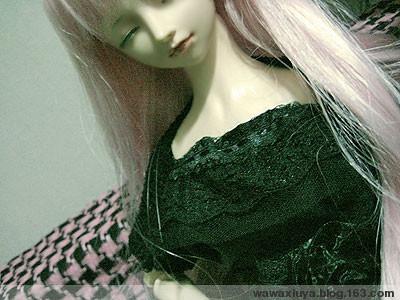 从淑女到女王(小灵子) - wawaxiuya - *鬼娃娃*修丫
