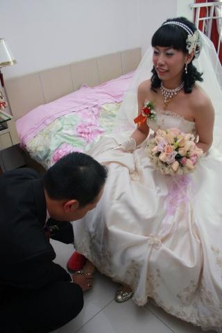 那一天,永远难忘的一天...... - tanannie - 合久必婚