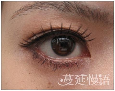 山寨28色眼影和腮红+试色妆 - 蔓延 - 蔓延慢语