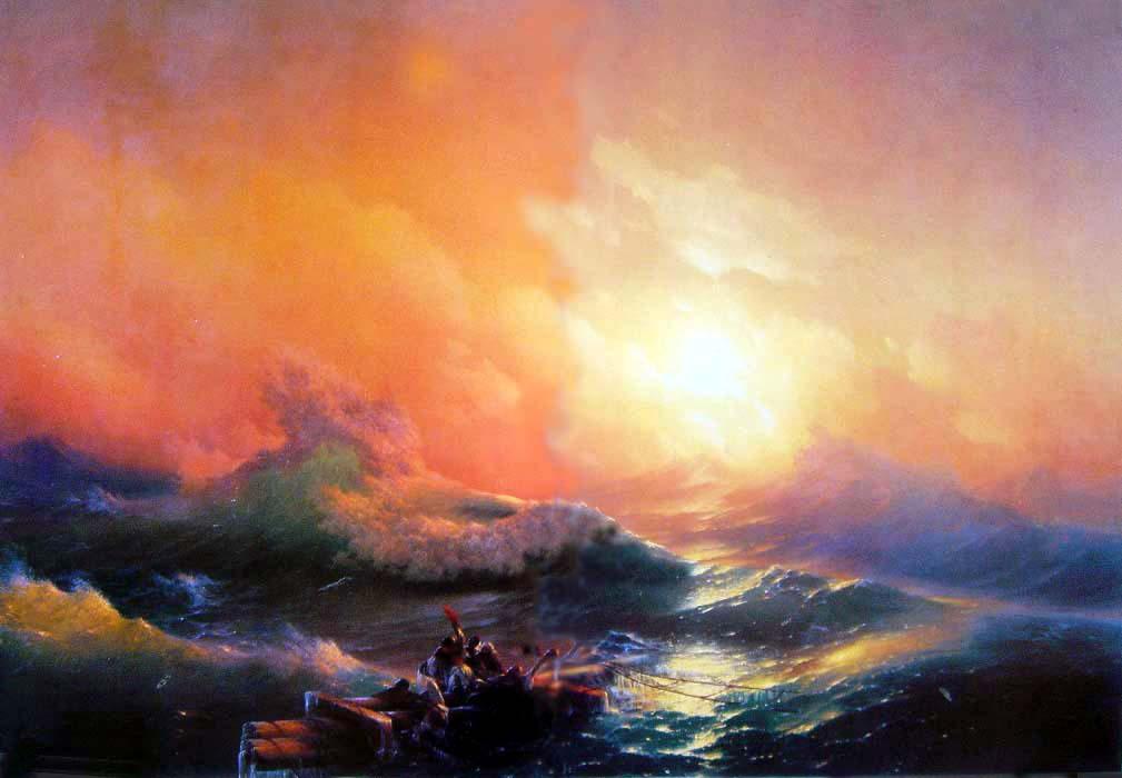 引用 怎样欣赏油画 原创 - 画家刘静 - 画家刘静(子中)