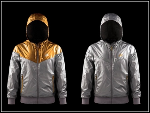 Nike 08 Holiday Metallic Windrunner Collection - FreshBoy - FreshBoys Park