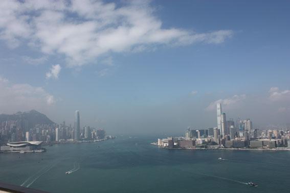 香港新建的最高摩天楼(图) - 徐铁人 - 徐铁人的博客
