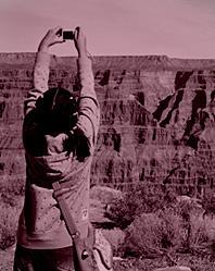瞎猫的听觉---摄影习作(科罗拉多大峡谷2)