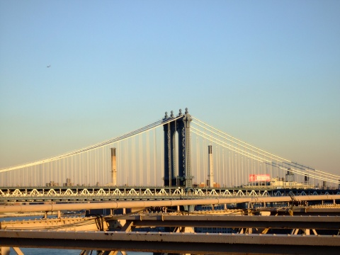 纽约第一日:中央车站 中国城 小意大利 犹太人区 布鲁克林大桥  - 程子 - 程子在这里