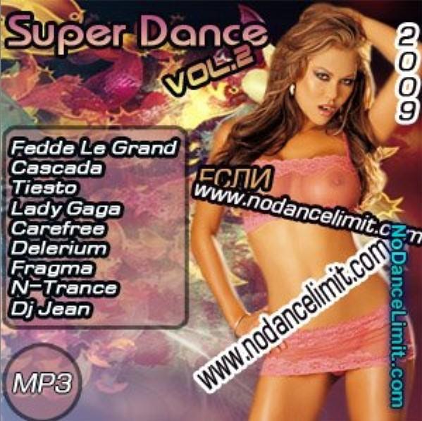 Super Dance Vol.2 (2009) - 意大利铁匠 - 分享劲爽节奏--XINBO21